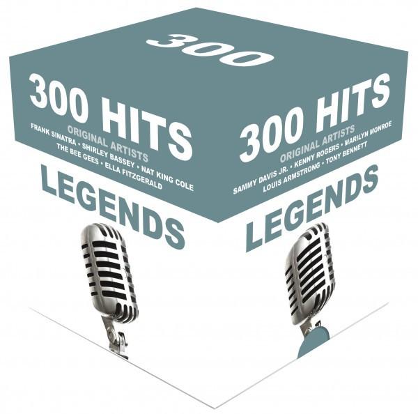 Køb 300 Hits - Legends