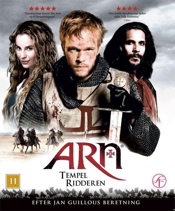 Køb Arn 1: Tempelridderen