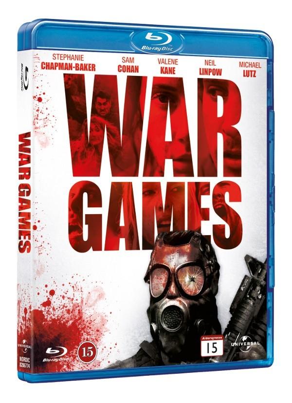 Køb War Games BD