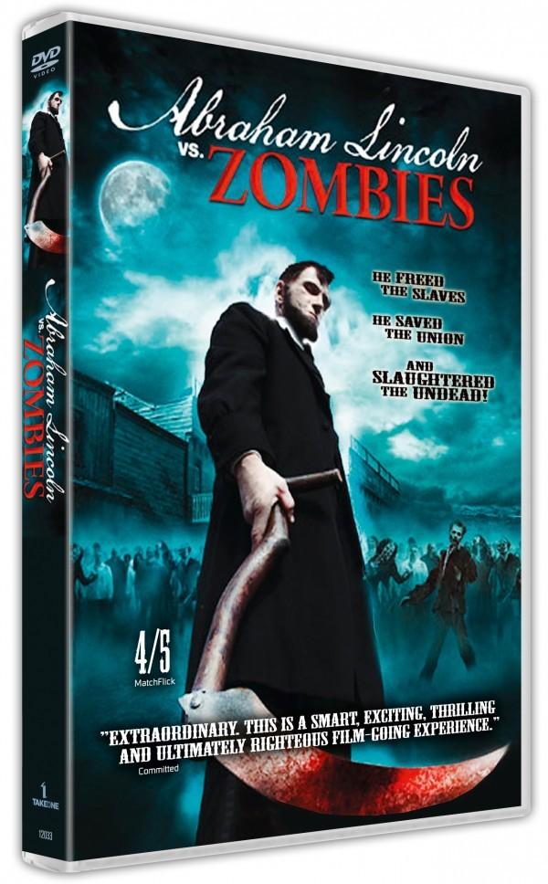 Køb Abraham Lincoln vs. Zombies