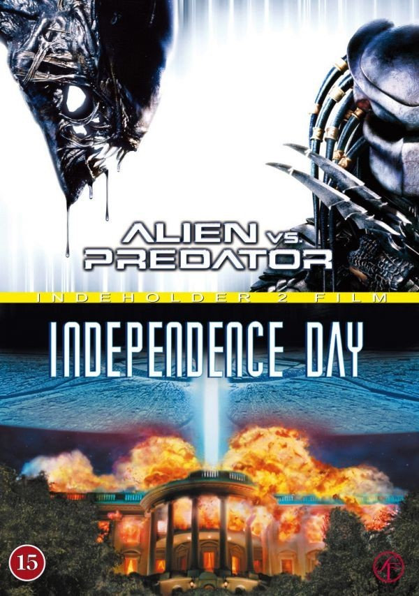 Køb Alien vs. Predator + Indepedence day