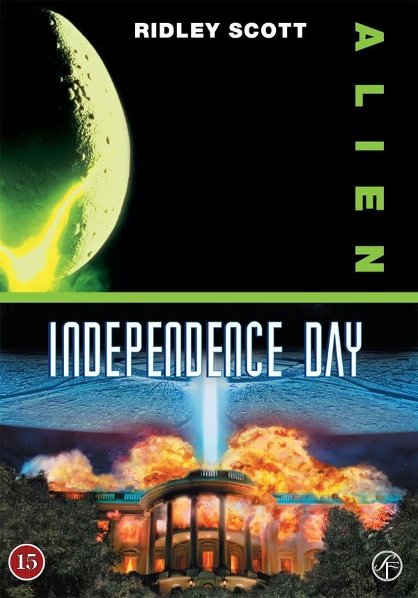 Køb Alien & Independence Day