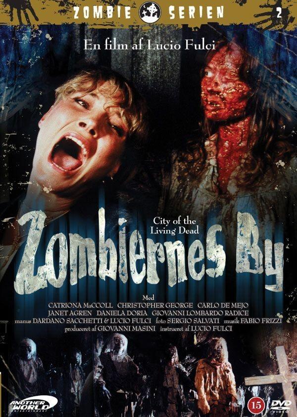 Køb Zombiernes By