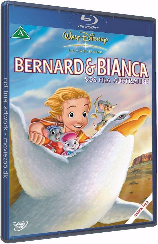Køb Bernard & Bianca - SOS Fra Australien