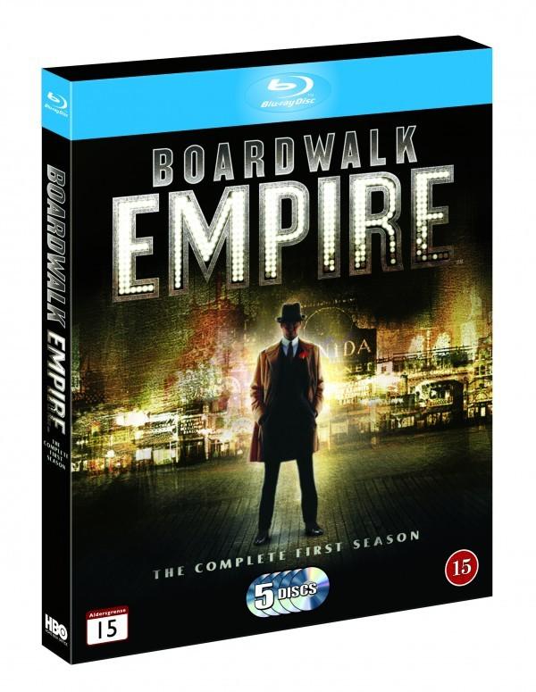 Køb Boardwalk Empire: sæson 1
