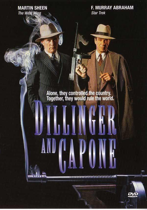 Køb  Dillinger And Capone