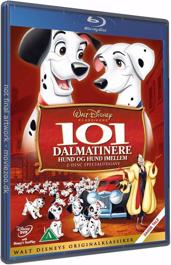 Køb 101 Dalmatinere - Hund Og Hund Imellem