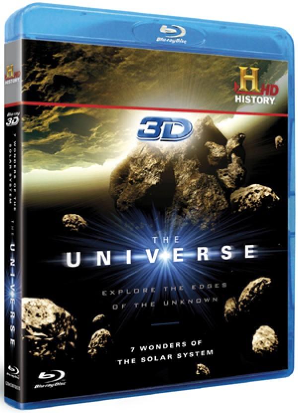 Køb The Universe [3D+2D]