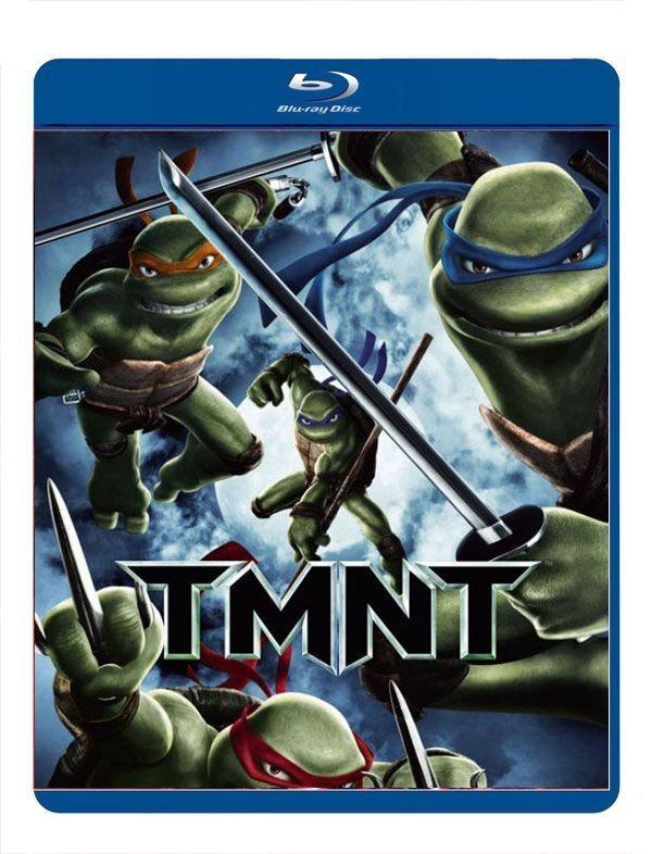Køb TMNT - Teenage Mutant Ninja Turtles