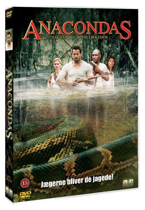 Køb Anacondas, Jagten på blodorkidéen