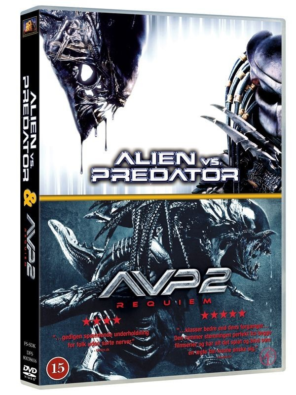 Køb Alien vs. Predator & Alien vs. Predator 2: Reguiem