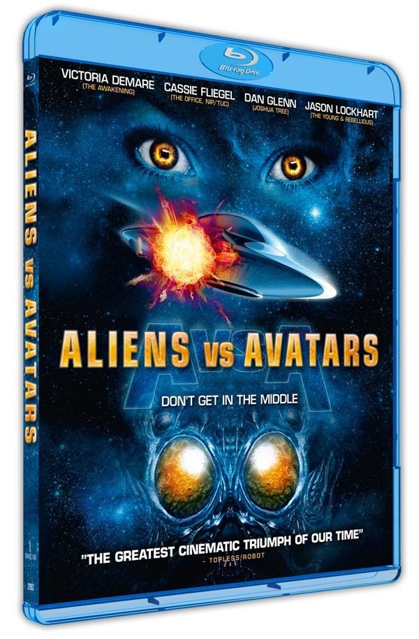Køb Aliens vs Avatars