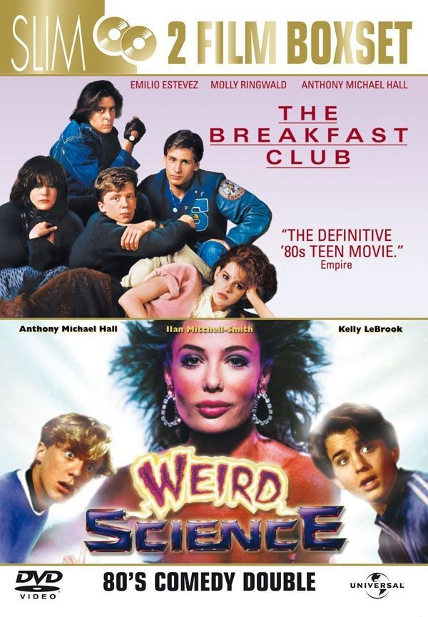 Køb Weird Science / Breakfast Club