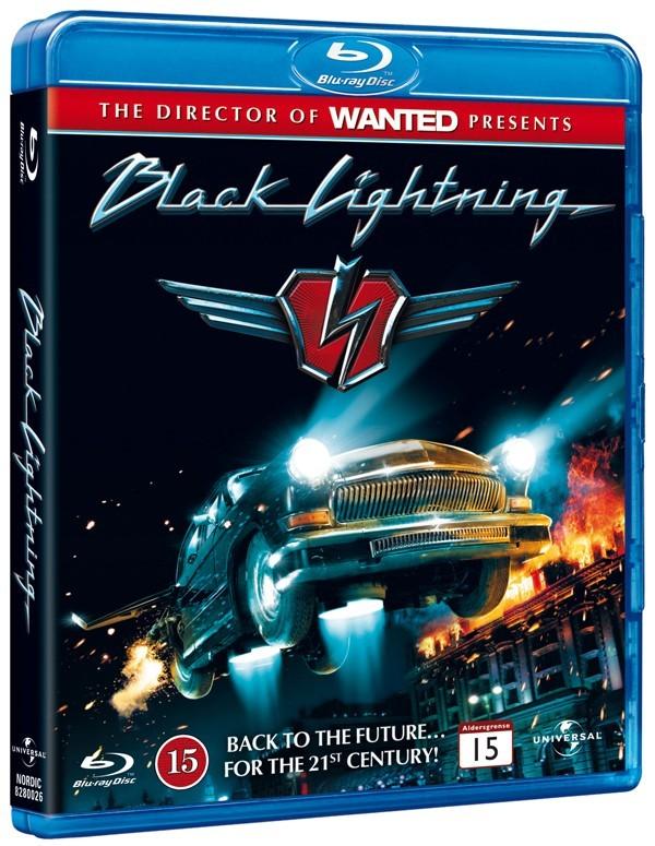 Køb Black Lightning