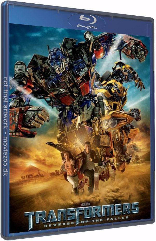 Køb Transformers 2: De Faldnes Hævn