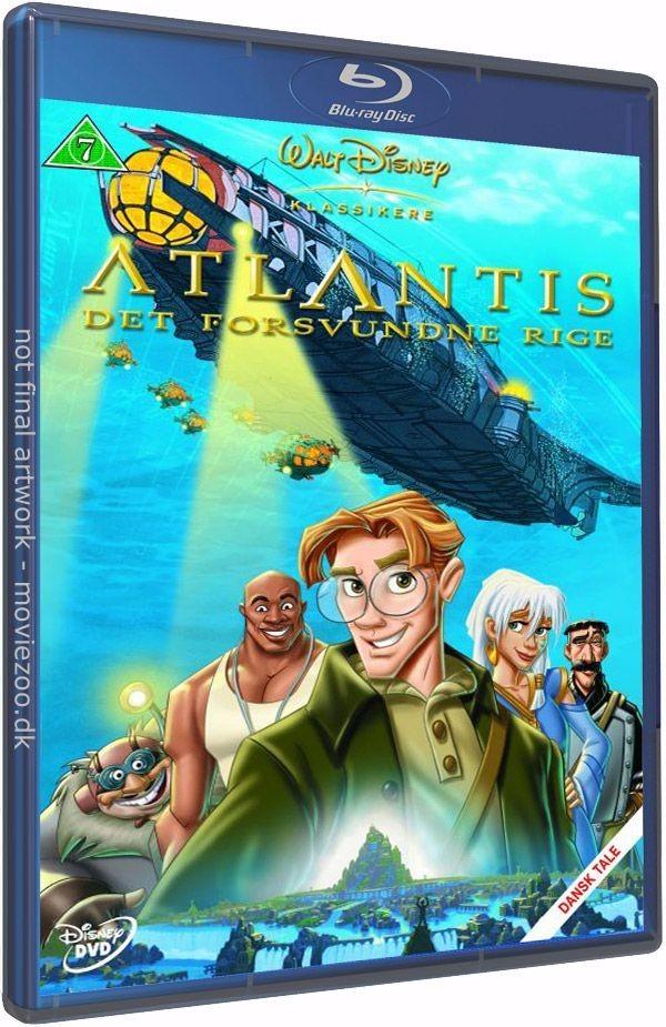 Køb Atlantis: Det Forsvundne Rige