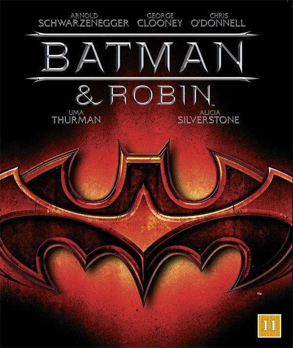 Køb Batman & Robin