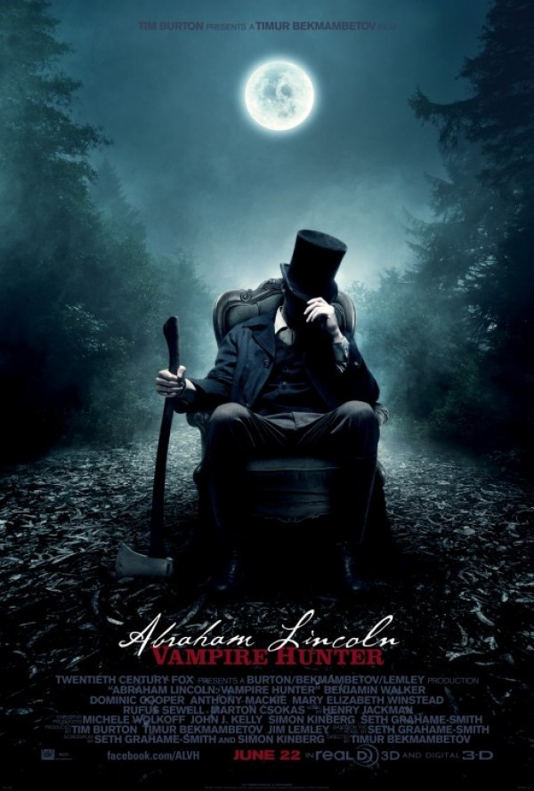 Køb Abraham Lincoln: Vampire Hunter