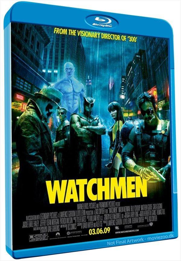 Køb Watchmen