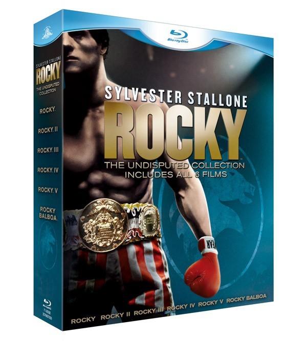 Køb Rocky Collection 1-6 Box [7-disc]