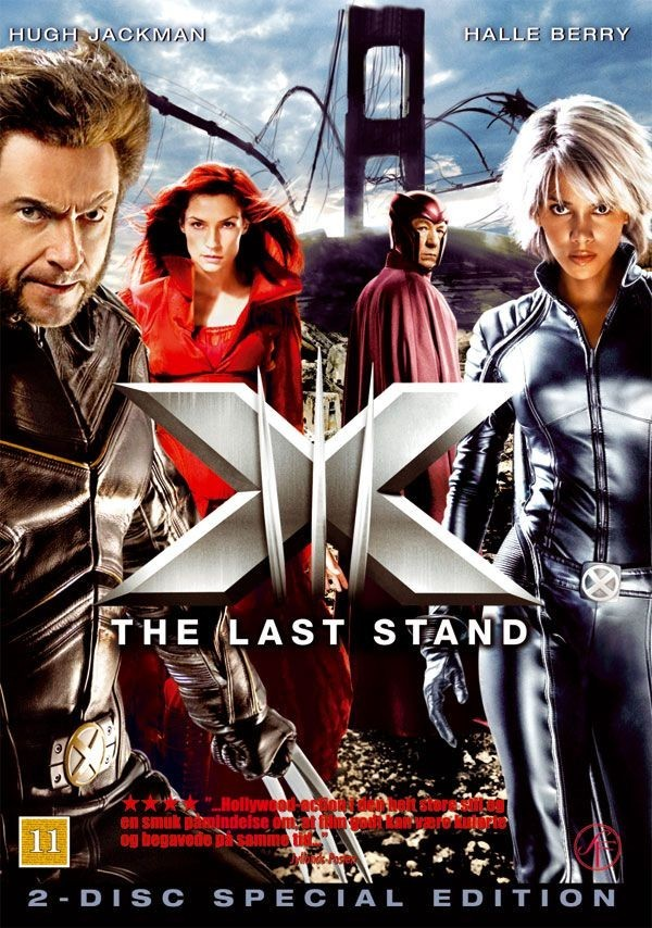 X-Men 3: The Last Stand 2-disc Special Edition