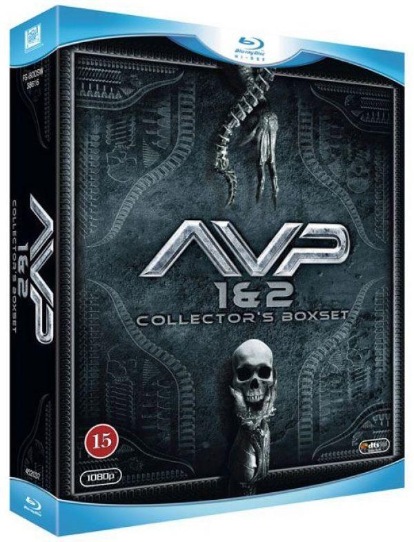 Køb AVP 1&2 [collectors boxset]