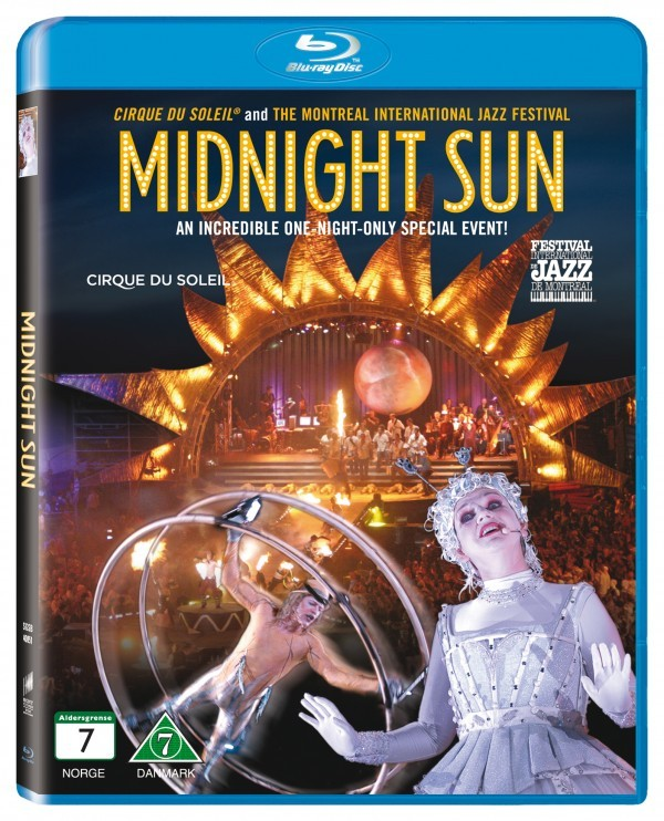 Køb Cirque du Soleil: Midnight Sun