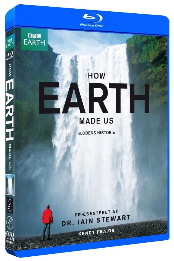 Køb BBC Earth: Klodens Historie