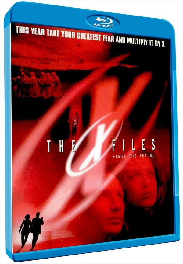 Køb The X-Files: Fight The Future
