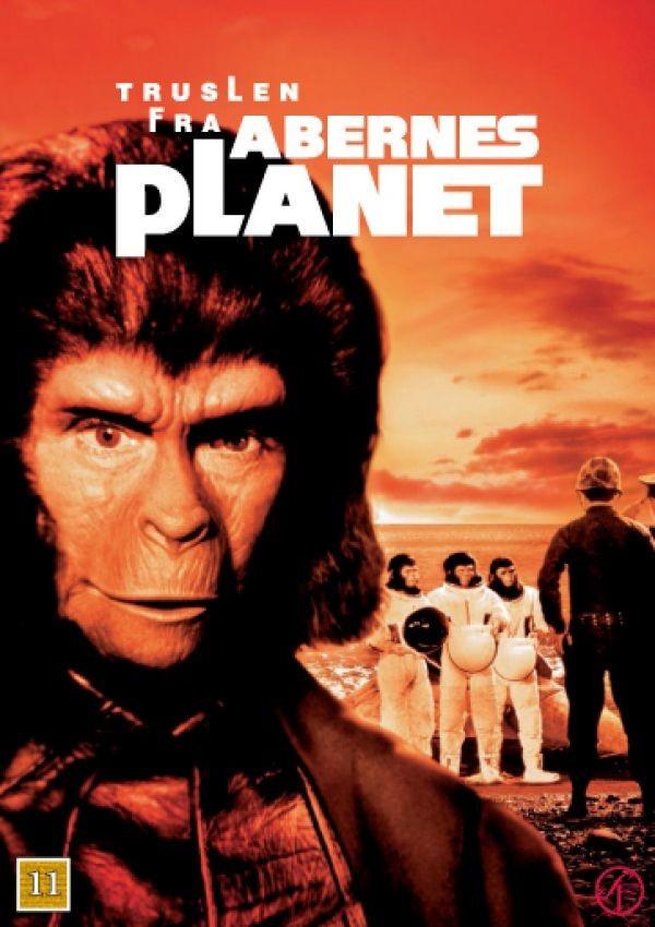Køb Abernes Planet, Flugten fra