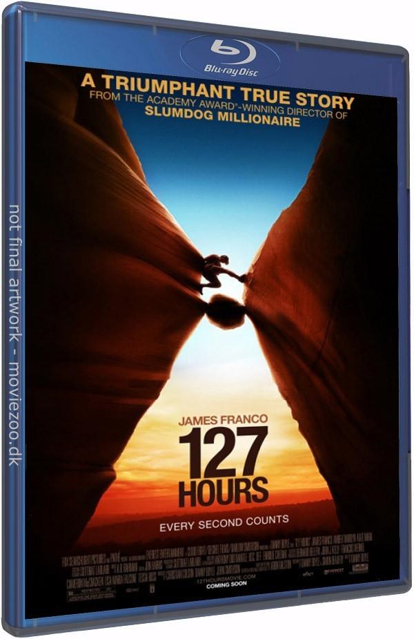 Køb 127 Timer [Blu-ray + DVD]