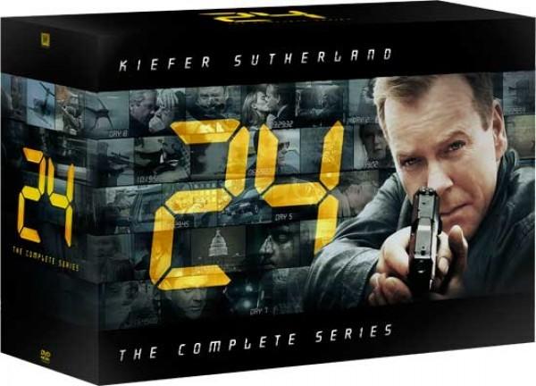 Køb 24 Timer: Den komplette serie + Redemption