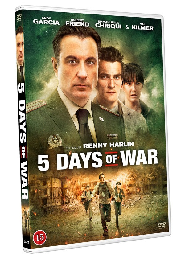 Køb 5 Days Of War