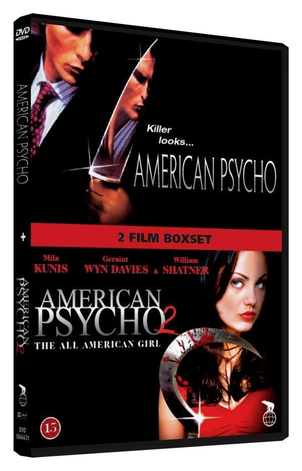 Køb American Psycho + American Psycho 2