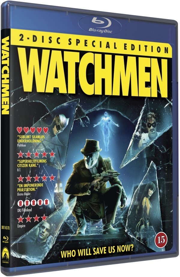 Watchmen [2-disc special edition]