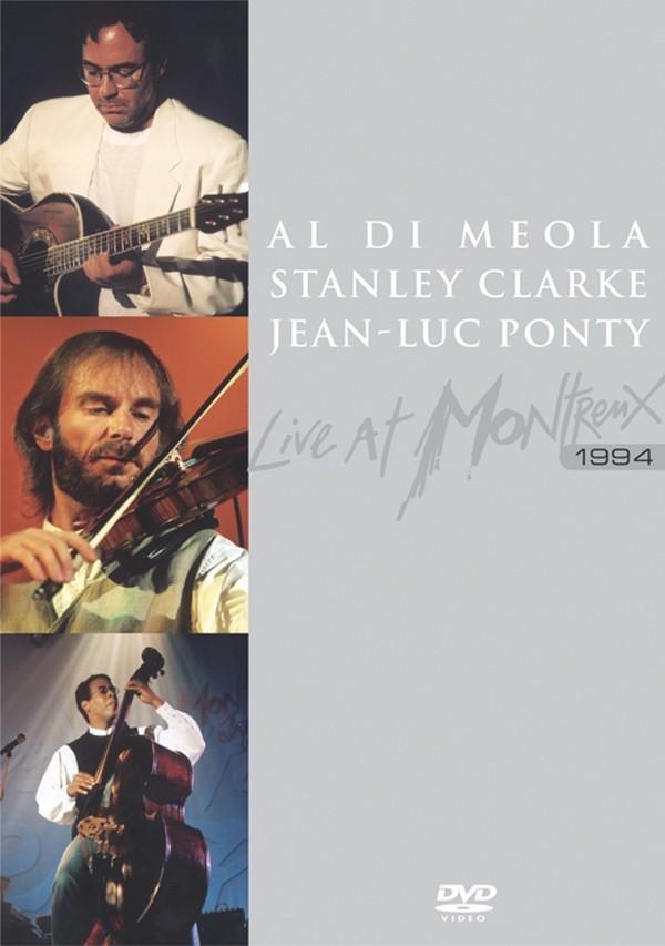 Køb Al DiMeola, Jean-Luc Ponty, Stanley Clarke: Live At Montreux 1994