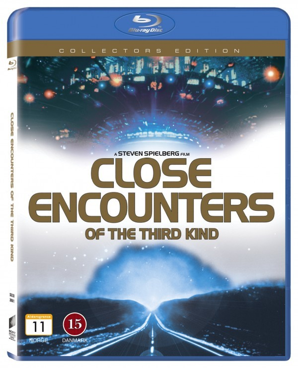 Køb Blu-Ray Classics: Close Encounters of the Third Kind (Director's cut)