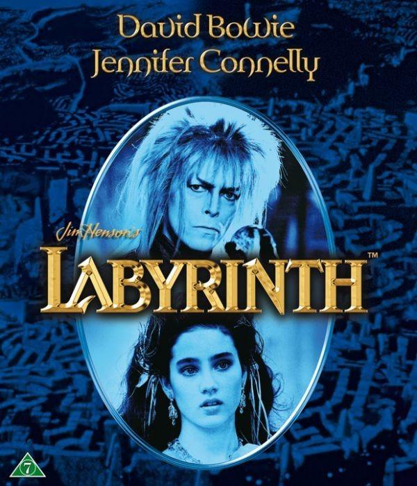 Køb The Labyrinth