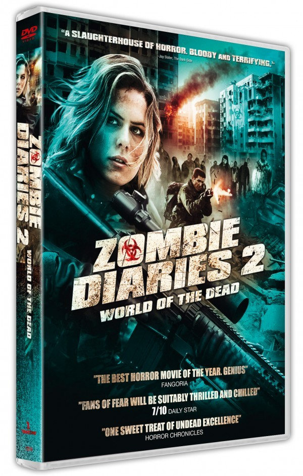 Køb Zombie Diaries 2 - World of the Dead