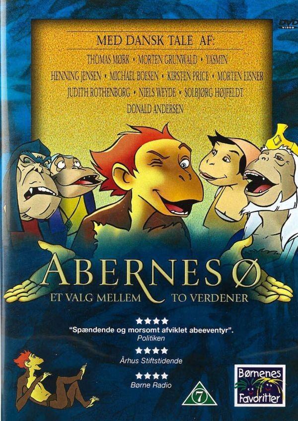 Køb Abernes Ø