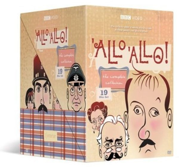 Køb 'Allo 'Allo!: Den komplette samling