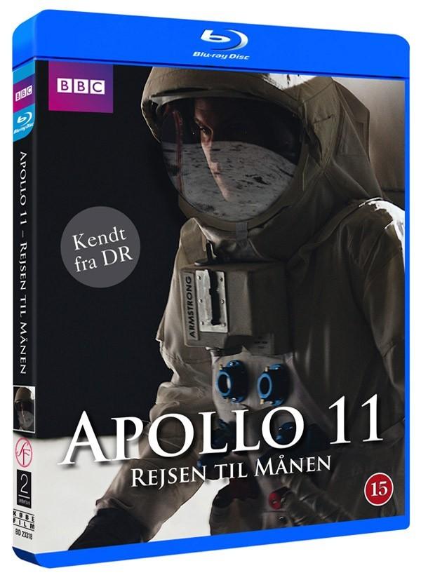 Køb Apollo 11 - Rejsen til Månen