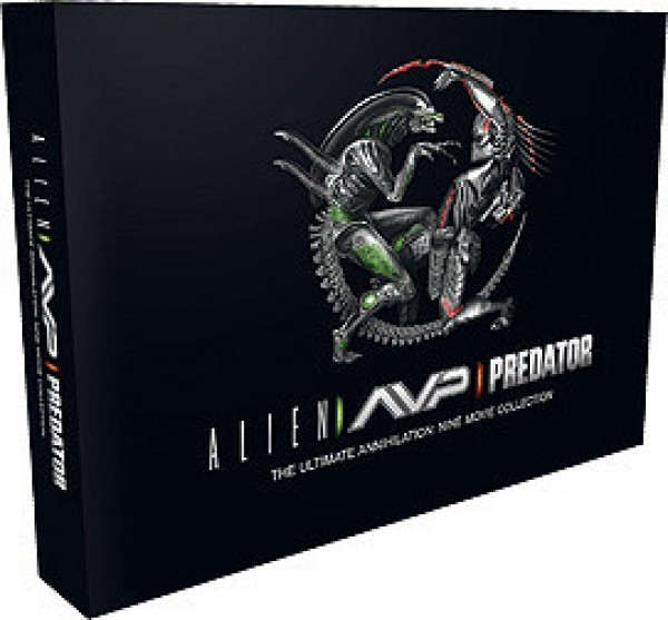 Køb Alien vs. Predator Collectors Boxset