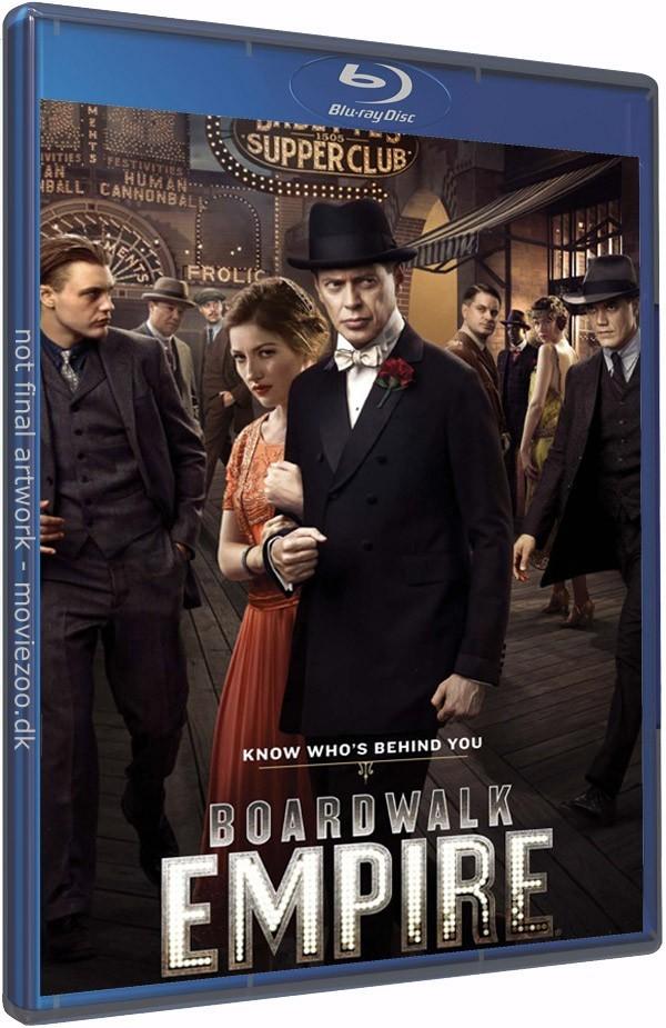 Køb Boardwalk Empire: sæson 2