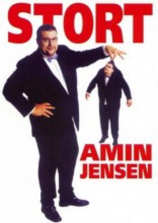 Køb Amin Jensen: Stort