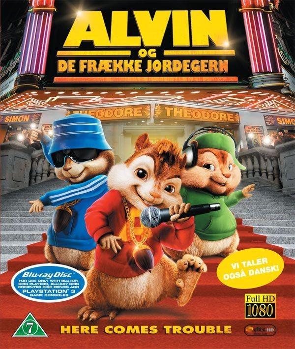 Køb Alvin Og De Frække Jordegern 1