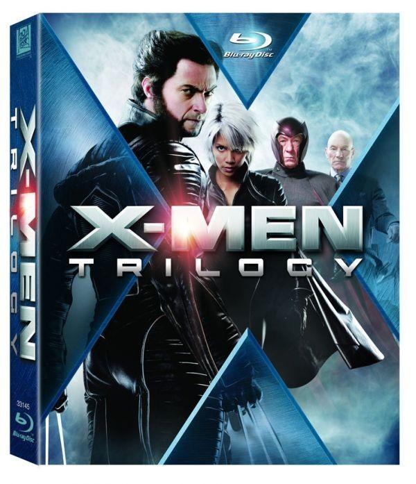 Køb X-Men Trilogy [6-disc]