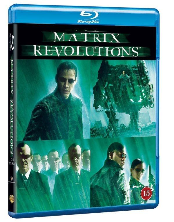 Køb The Matrix Revolutions