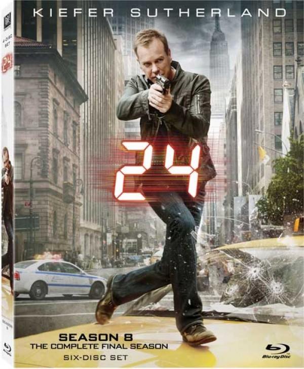 Køb 24 Timer: sæson 8