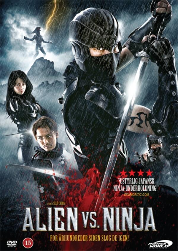 Køb Alien vs. Ninja